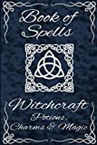 Book Of Spells For Witches Witchcraft Potions Charms Magic: 6x9 Dotted Lined Journal To Write Down Your Favorite Spells And The Outcome - Perfect For Halloween Witch Costume or Gift