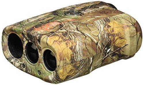 Bushnell 202208 Bone Collector Edition 4x Laser Rangefinder, Realtree Xtra Camo, 20mm