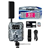 Spartan 4G LTE GoCam Wireless Trail Camera Freedom Bundle (with Batteries, Memory Card, and Mount, Verizon Blackout)