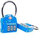 Tarriss TSA Luggage Lock with...