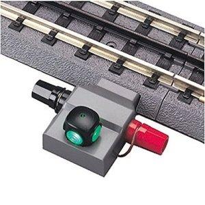 MTH Electric Trains O Realtrax Lighted Lockon 51HwluK10IL