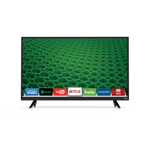 VIZIO D32x-D1 D-Series 32' Class Full Array LED Smart TV (Black)