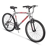 Huffy Hardtail Mountain Bike, Escalate 24-26 inch 21-Speed, Lightweight