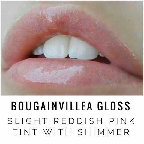 Lipsense Moisturizing Gloss (Bougainvillea)