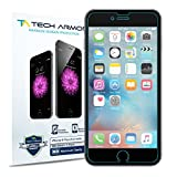 iPhone 6 Plus Screen Protector, Tech Armor High Definition HD-Clear Apple iPhone 6 Plus (5.5-inch) Film Screen Protector [3-Pack]