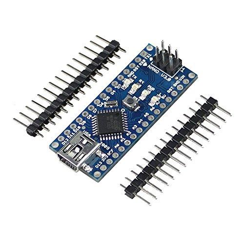 Arducam Nano V3.0 Atmega328p Ft232rl FTDI Micro Controller Module Development Board 5V-12V 16MHz 328 Compatible with Arduino