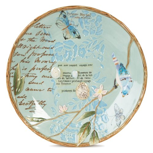 Toulouse Collection, Round Platter