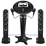 Singing Machine iSM1060BT All-Digital HD Karaoke System with Bluetooth