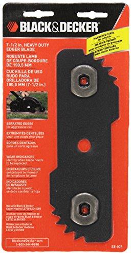BLACK+DECKER EB-007 Edge Hog Heavy-Duty Edger Replacement Blade