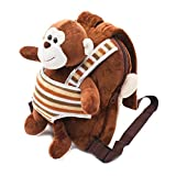 Small Toddler Toy Backpack – Kids Stuffed Animal Toy Backpack – Gift Idea For Boys And Girls