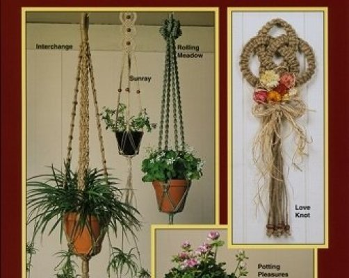 Macrame The Craft Of Creative Knotting For Your Home