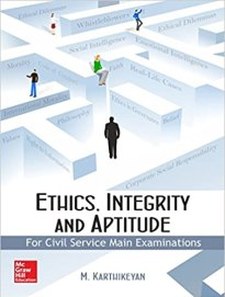 Ethics, Integrity and aptitude M Karthikeyan