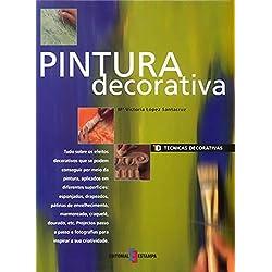 Pintura Decorativa. Técnicas Decorativas