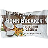 Bonk Breaker Energy Bar - Coconut Cashew - 2.2 Oz - Case Of 12