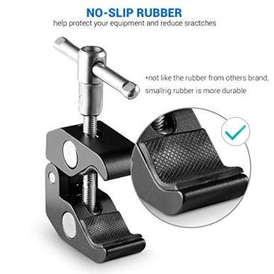 SmallRig-Super-Clamp2-Pack-Magic-Arm-Clamp-for-DJI-Ronin-Camera-Monitor-LED-Light-2058