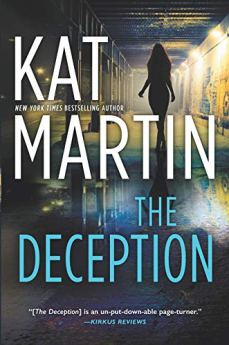 The Deception (Maximum Security Book 2) by [Martin, Kat]