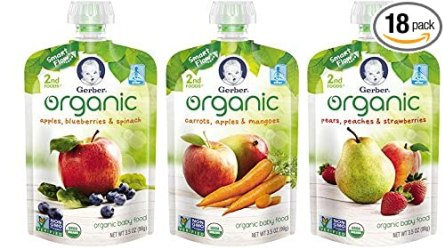 The 8 Best Organic Baby Food Brands