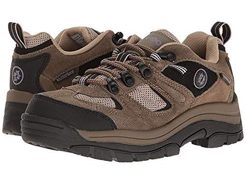 Nevados Women's Klondike Waterproof Low V4161W Hiking Boot,Dark Brown/Black/Taupe,7 M US