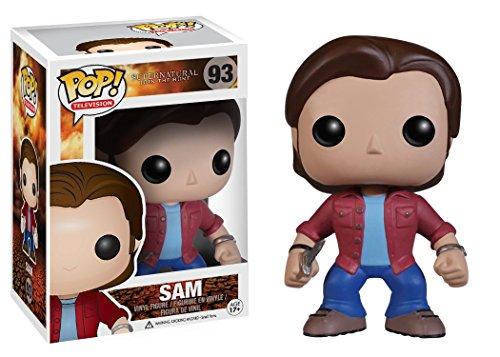 Funko-POP-Television-Supernatural-Sam-Action-Figure