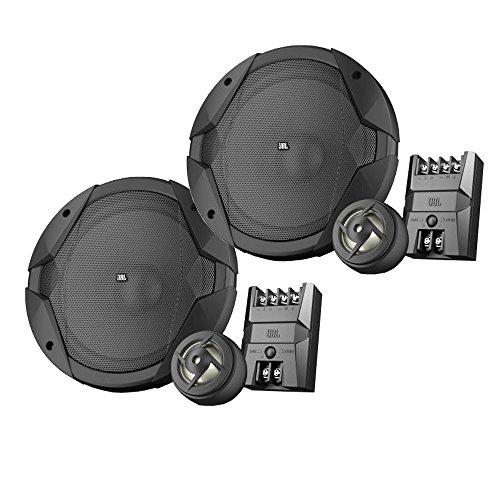 JBL GT7-6C 6.5' 2-Way GT7-Series Component Speaker System-Set of 2