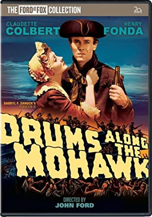 Image result for drums along the mohawk movie poster 1939