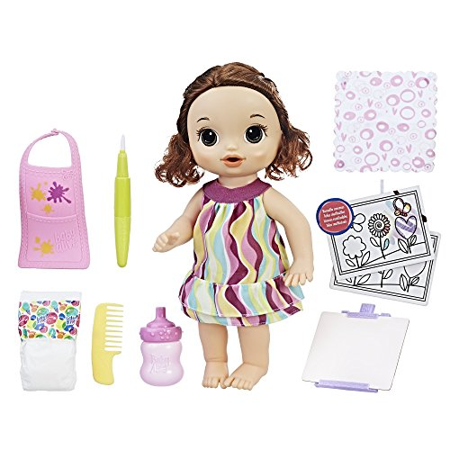 Baby Alive Finger Paint Baby - LOW PRICE!