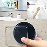 12Pcs Sticky Cell Pads Gel Pads Double Side Cell Phone Pads Holder Non-Slip Mat for Wide Applications Stick to Car Dashboard Glass Mirrors Whiteboards Metal Kitchen Cabinets Tile