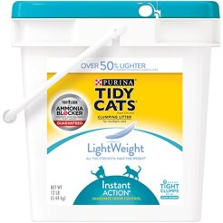 Purina-Tidy-Cats-LightWeight-Instant-Action-Multiple-Cats-Clumping-Dust-Free-Cat-Litter-12-lb-Pail