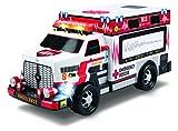 Kid Galaxy Motorized Ambulance Truck, Red
