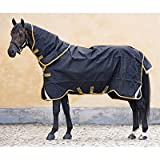 Product review for Rambo Supreme Turnout 0g-78-Black/Gold