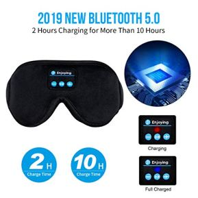 Sleep-Headphones3D-Sleep-Mask-Bluetooth-50-Wireless-Music-Eye-Mask-LC-dolida-Sleeping-Headphones-for-Side-Sleepers-with-Ultra-Thin-HD-Stereo-Speakers-Perfect-for-Sleeping-Air-Travel-Meditation