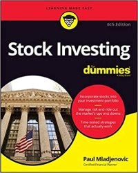 Stock Investing For Dummies, 6th Edition