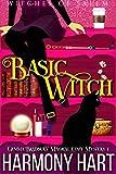 Basic Witch: Witches of Salem (Gemma Bradbury Magical Cozy Mystery Book 1)