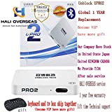 HALI Overseas Latests 2019 UBOX6 Model UPRO2 Unblock Tech TV Box I950 PRO2 UBox6 Gen6 Bluetooth Chinese HK Korea Taiwan Japanese Asian TV