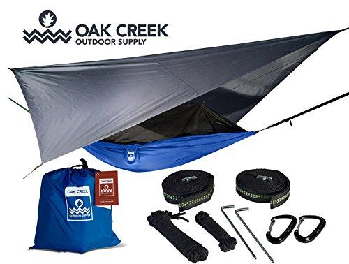Lost Valley Camping Hammock | Bundle Includes...