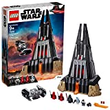 LEGO Star Wars Darth Vader's Castle 75251 Building Kit (1060 Pieces)