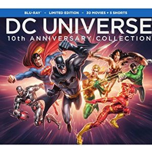 DC Universe 10th Anniversary Collection, 30-Movies [Blu-ray] 8