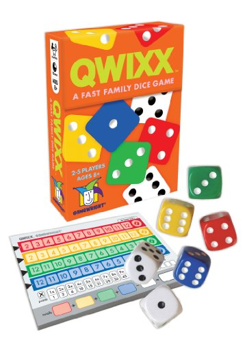 Qwixx - A Fast Family Dice Game