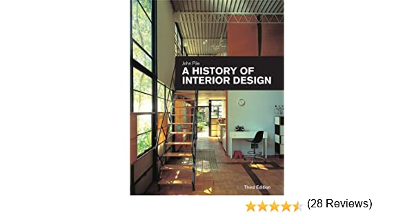 A History Of Interior Design John F Pile 9780470228883