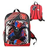 Super Popular Boys & Girls Backpack for School, Summer Camp, Travel and Outdoors! (Black Panther)