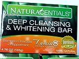 Kojic Soap Arbutin Deep Cleansing & Whitening Bar 100 % Natural Naturacentials Soap Aim Global by Deep Cleansing & Whitening Bar Naturacentials