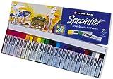 Sakura ESP25 25-Piece Cray-Pas Specialist Assorted Colors Oil Pastel Set