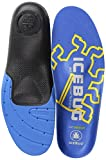 Icebug Fat Insole - Medium Arch-U, Blue, 8 M US