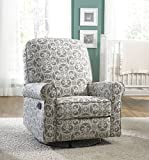Product review for Pulaski Ashewick Swivel Glider Recliner, Doodles Ash