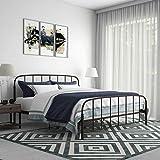 DHP 4332349 Lafayette, Bronze, King Metal Bed