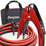 Energizer 2-Gauge Jumper Battery Cables 16 Ft Booster Jump Start ENB-216