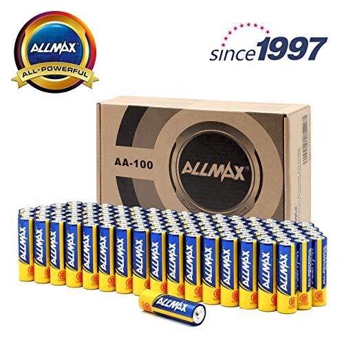 ALLMAX All-Powerful Alkaline Batteries-...