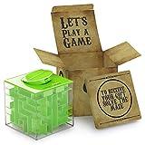 aGreatLife Money Maze Puzzle Box - Unique Money Storage