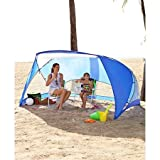 The Lakeside Collection Easy-Up 9' x 6' Sun Shade