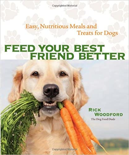 Real food recipes for dogs paws right here real food cookbook for dogs forumfinder Choice Image